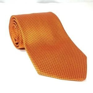 Brooks Brothers Makers Microchek 100% Silk Tie